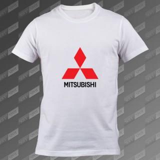 تیشرت سفید Mitsubishi TS-00000062