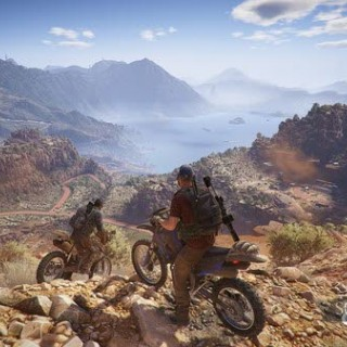بازی Tom Clancys Ghost Recon Wildlands