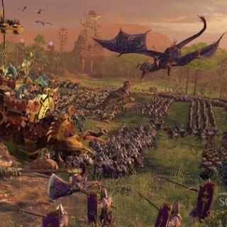 بازی Total War Warhammer II
