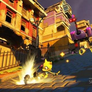 بازی Sonic Forces