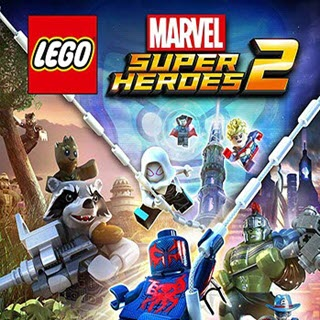 بازی LEGO Marvel Super Heroes 2