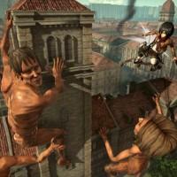 بازی Attack on Titan 2