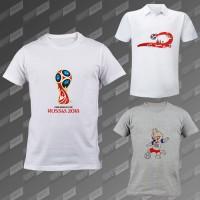تیشرت طرح جام جهانی 2018 TS-00000338