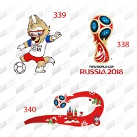 تیشرت طرح جام جهانی 2018 روسیه TS-00000335