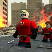 بازی LEGO The Incredibles
