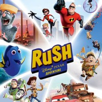 بازی Rush A Disney-Pixar Adventure