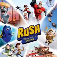 بازی Rush A Disney-Pixar Adventure