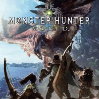 کاور بازی Monster Hunter World
