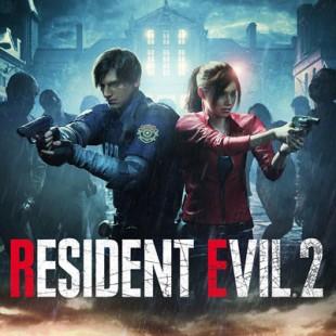 باکس آرت بازی Resident Evil 2