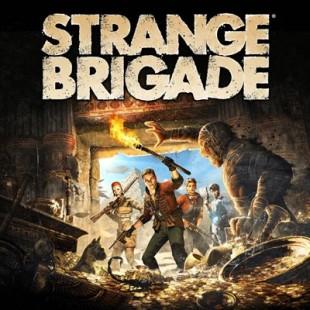 بازی Strange Brigade