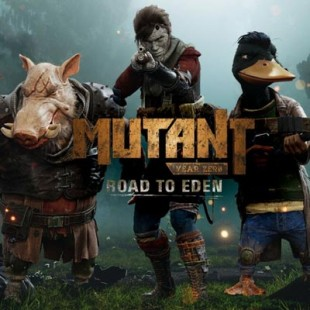 بازی Mutant Year Zero Road to Eden