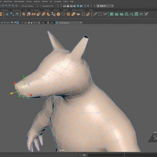 نرم افزار Autodesk Maya به همراه آخرین بروزرسانی