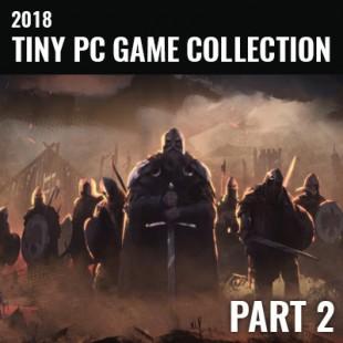 مجموعه بازیهای کم حجم 2018 - قسمت دوم