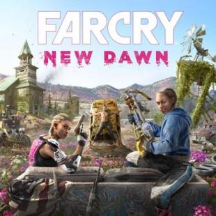 باکس آرت بازی Far Cry New Dawn