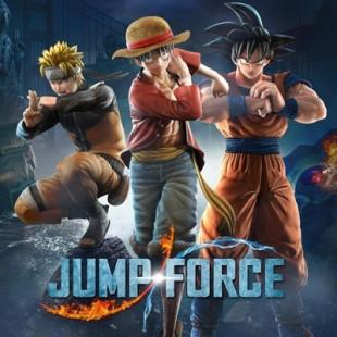 باکس آرت بازی Jump Force