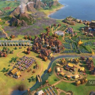 بازی Sid Meier's Civilization VI
