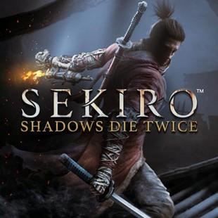 باکس آرت بازی Sekiro Shadows Die Twice