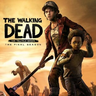 باکس آرت بازی The Walking Dead The Final Season