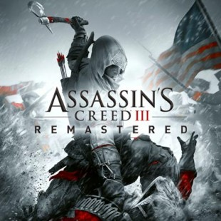 باکس آرت بازی Assassins Creed III Remastered