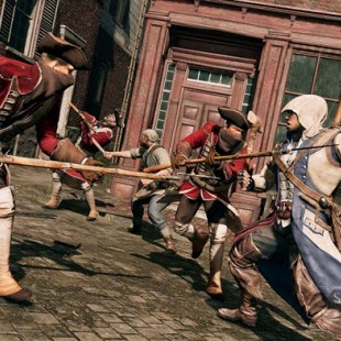 بازی Assassins Creed III Remasteredn's Creed III