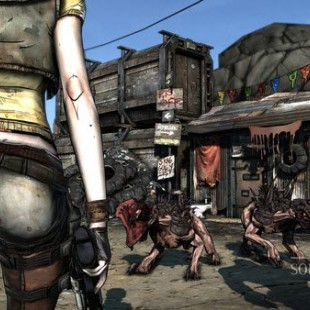 مجموعه بازی Borderlands Triple Pack