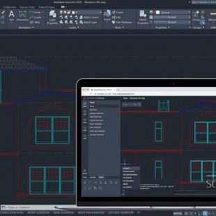 مجموعه نرم افزارهای Autodesk AutoCAD به همراه آخرین بروزرسانی