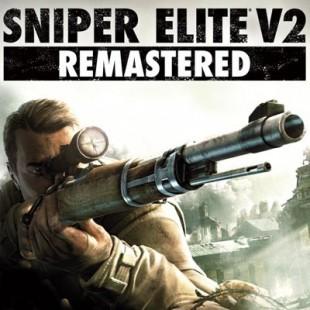 باکس آرت بازی Sniper Elite V2 Remastered