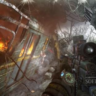بازی Metro: Last Light Redux