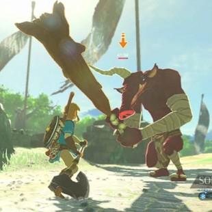 بازی The Legend of Zelda Breath of the Wild