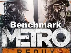 بنچمارک گرافیکی بازی Metro: Redux