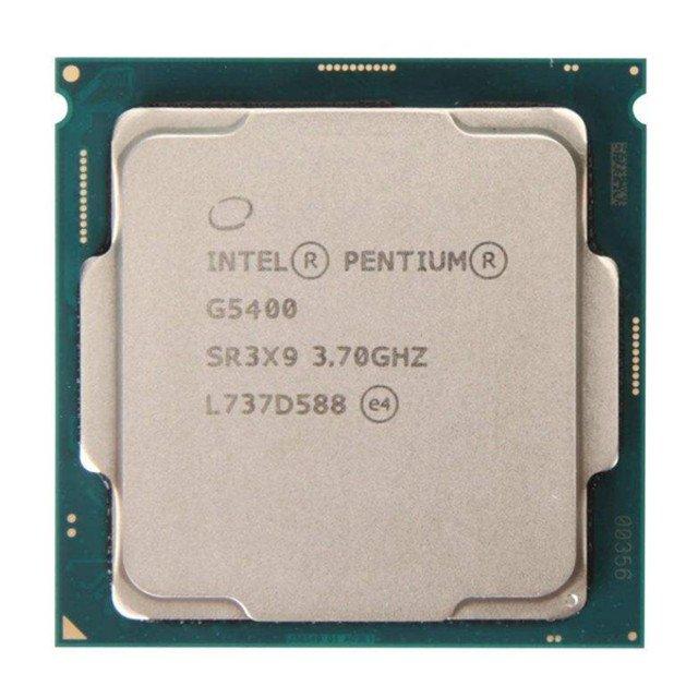 پردازنده مرکزی اینتل مدل  Pentium Gold G5400
