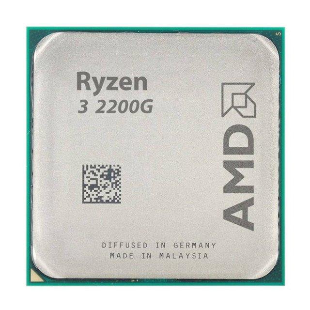 پردازنده ای ام دی مدل Ryzen 3 2200G