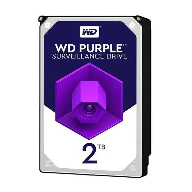هارددیسک اینترنال وسترن دیجیتال مدل Purple WD20PURZ 2TB
