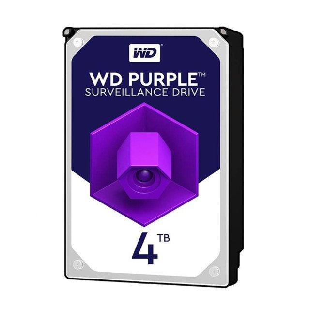 هارددیسک اینترنال وسترن دیجیتال مدل Purple WD40PURZ 4TB