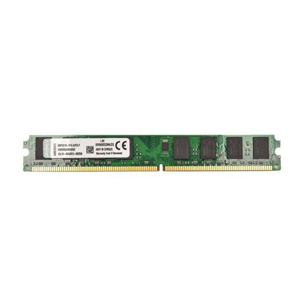 حافظه رم کینگستون مدل 2G 800MHz CL11 DDR2