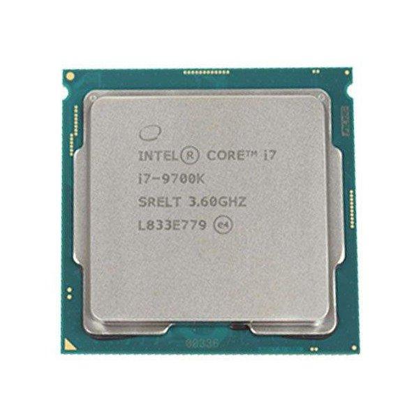 پردازنده مرکزی اینتل مدل Core i7-9700K Try