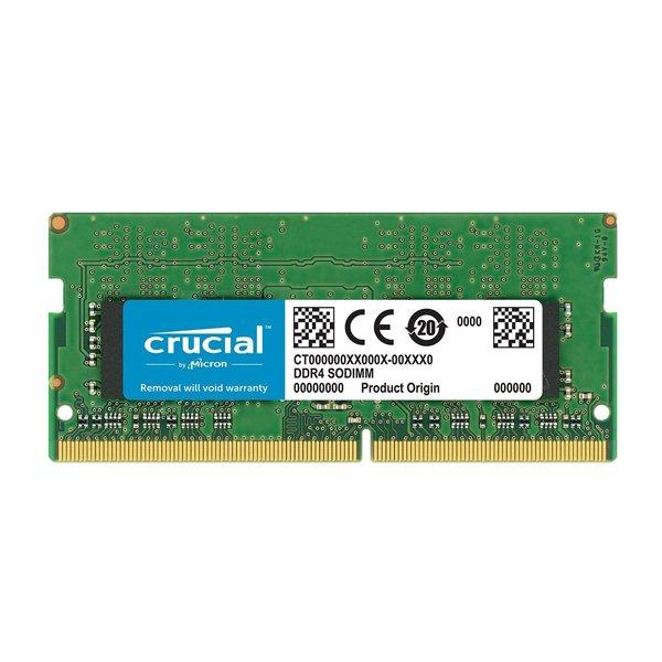 رم لپ تاپ کروشیال مدل 16G 2400MHz CL17 DDR4