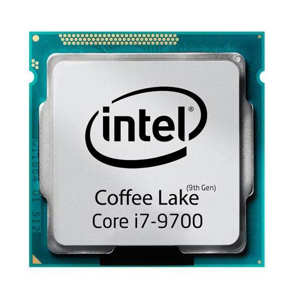 پردازنده مرکزی اینتل مدل Core i7-9700 Try