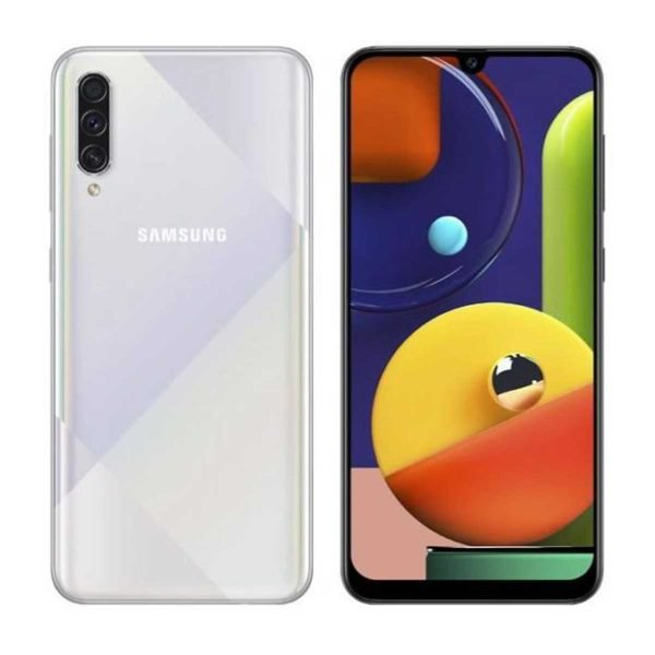 گوشی موبایل سامسونگ مدل Galaxy A50s SM-A507FN/DS دو سیم کارت ظرفیت 128گیگابایت رم 6 گیگابایت