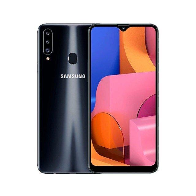 گوشی موبایل سامسونگ مدل Galaxy A20s دو سیم کارت ظرفیت 64 گیگابایت