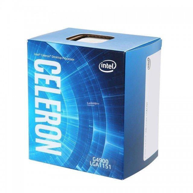 پردازنده مرکزی اینتل سری CPU Intel Celeron G4900 3.1 GHZ