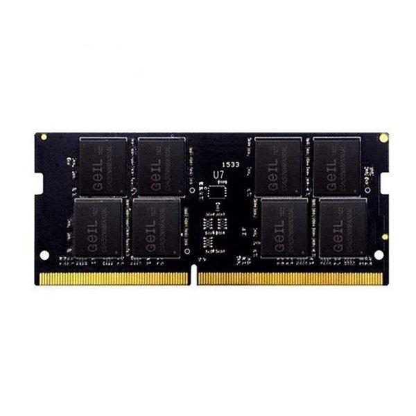 رم لپ تاپ DDR4 تک کاناله 2666 مگاهرتز CL19 گیل مدل GP48GB2666C19SC ظرفیت 8 گیگابایت