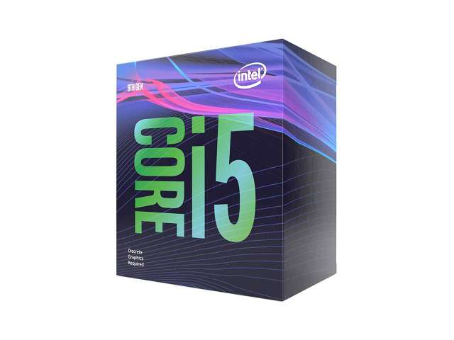 پردازنده مرکزی اینتل مدل Intel Core i5 9400F BOX