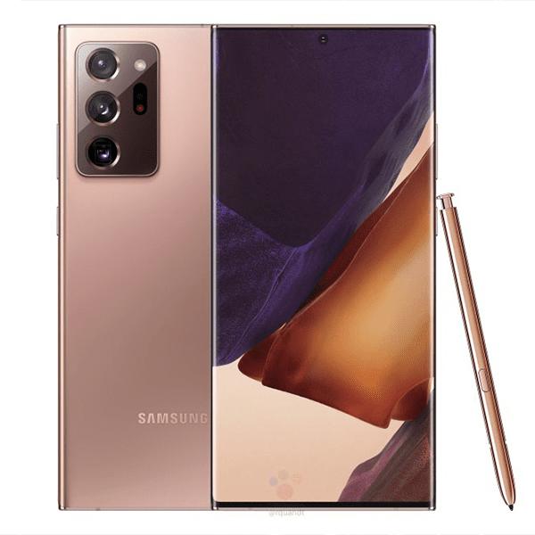 گوشی موبایل سامسونگ مدل Galaxy Note20 Ultra دو سیم کارت ظرفیت 256 گیگابایت