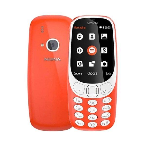 گوشی موبایل نوکیا مدل 2017 3310 دو سیم کارت