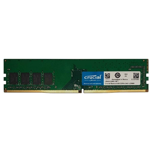 حافظه رم دسکتاپ کروشیال مدل Crucial 32GB DDR4 3200Mhz