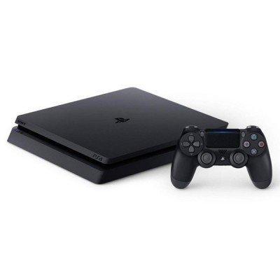 کنسول بازی سونی مدل PS4 Slim Region2 ظرفیت 500 گیگابایت