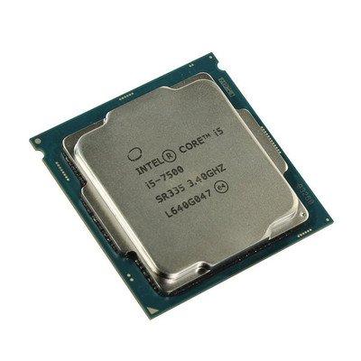 پردازنده مرکزی اینتل مدل Core i5-7500
