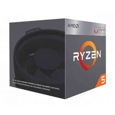 پردازنده ای ام دی مدل Ryzen 5 2400G