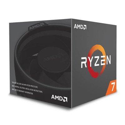 پردازنده ای ام دی مدل Ryzen 7 2700X